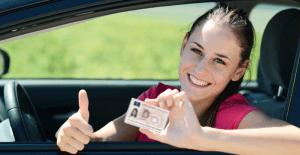 Geslaagd rijbewijs